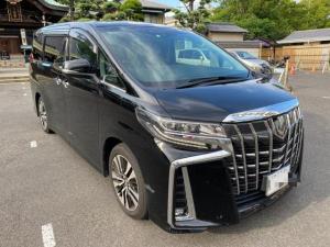 トヨタ アルファード 2.5S Cパッケージ 禁煙車 スマートキー ナビ ETC