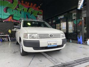 トヨタ プロボックスバン DXコンフォートパッケージ DXコンフォートPG 運転席PW キャリア アルミホイール