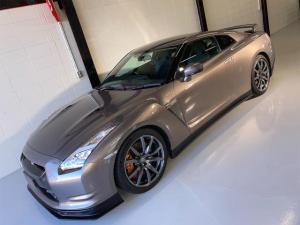 日産 GT-R ベースグレード ニスモスポーツリセッティング/中期ホイール・ヘッドライト・テールライト/アブフラッグエアロ
