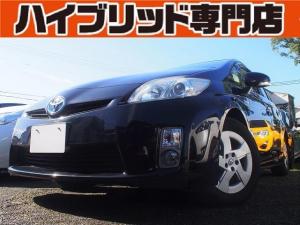 トヨタ プリウス S 保証付 修復歴無 ETC バックカメラ フルセグTV
