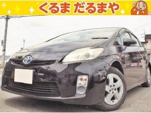 トヨタ プリウス L 4C 保証付 修復歴無 スマートキー ECOモード パワーモード EVモード