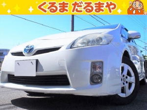 トヨタ プリウス S 4K 保証付 修復歴無 ETC バックカメラ スマートキー