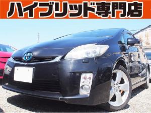 トヨタ プリウス Sツーリングセレクション 保証付 修復歴無 ナビ ETC
