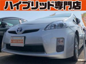 トヨタ プリウス L 3H 保証付 修復歴無 ETC プッシュスタート スマートキー ECOモード 禁煙車