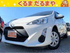 トヨタ アクア L 4X 保証付 修復歴無 ETC 車両接近通報装置 横滑り防止装置 EVモード ECOモード