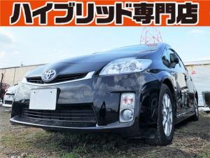 トヨタ プリウス S 1I 保証付 修復歴無 バックカメラ スマートキー