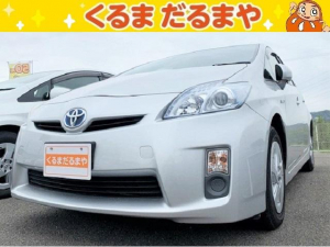 トヨタ プリウス L 1G 保証付 修復歴無 スマートキー プッシュスタート CD 純正AW