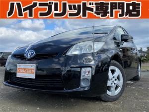 トヨタ プリウス L 5C 保証付 修復歴無 ETC プッシュスタート EVモード ECOモード