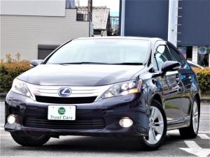 レクサス HS HS250h 禁煙車/純正HDDナビ/バックモニター/ETC/カードキー/スマートキー/プッシュスタート/HIDヘッドライト