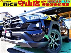 トヨタ RAV4 アドベンチャー オフロードパッケージ 新車・リフトアップ・トヨタセーフティセンス・クリアランスソナー・LEDヘッドライト・レーダークルーズ・オートハイビーム・パワーシート・18インチ専用アルミ・オーディオレス・ルーフレール