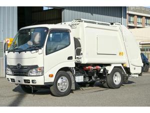 日野 デュトロ  プレス式 押出式 パッカー車 新明和4.3立米 積載2000kg SUS汚水タンク 塵芥車
