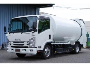 いすゞ エルフトラック  ロータリー式 パッカー車 NORTE 積載2450kg 反転装置付 塵芥車