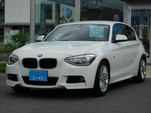 BMW 1シリーズ 116i Mスポーツ 禁煙車 ETC ポータブルナビ