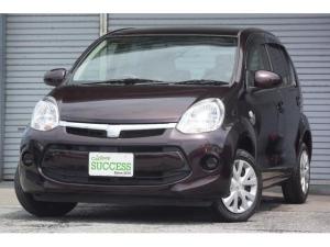 トヨタ パッソ 1.0X Lパッケージ・キリリ 特別仕様車・純正SDナビ・禁煙車・スマートキー・Aストップ・ECOモードランプ・HID・オート電格ミラー・花粉除去モード付フルオートAC・ベンチシート・ETC・LEDストップランプ・Bluetooth
