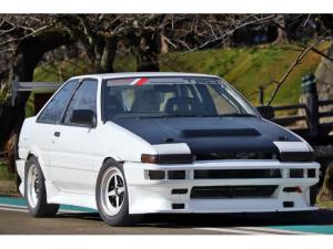 トヨタ スプリンタートレノ GT 無期限無制限保証 ロールバー LSD 即サーキット仕様