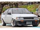 トヨタ/スプリンタートレノ GT APEX