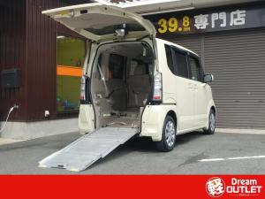 ホンダ N-BOX+ GLパッケージ 福祉車両 車いす仕様 電動ウィンチ