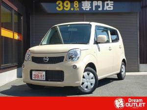 日産 モコ S CD キーレス エアコン インパネオートマ 軽自動車