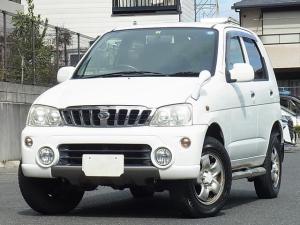 ダイハツ テリオスキッド L ターボ 4WD