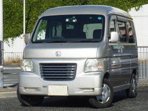ホンダ バモスホビオ ターボ 4WD