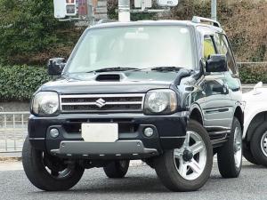 スズキ ジムニー ワイルドウインド ターボ 4WD 5MT シートヒーター タイミングチェーン
