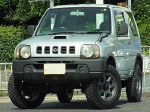 スズキ ジムニー XA ターボ 4WD 5MT 2インチリフトアップ ジオランダーM/T タイミングチェーン