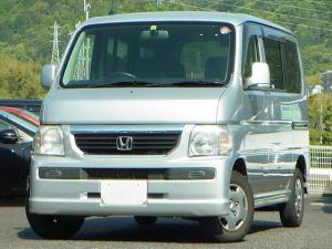 ホンダ バモス Mターボ 2人乗 4ナンバー登録車
