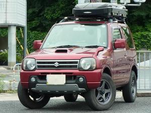 スズキ ジムニー ワイルドウインド ターボ 4WD 5MT タイミングチェーン