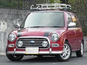 ダイハツ ミラジーノ ミニライトスペシャル 車高調 タイミングベルト交換済