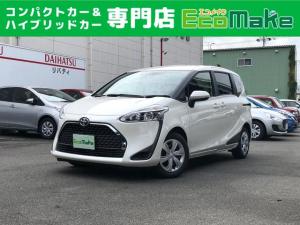 トヨタ シエンタ G 登録済未使用車 トヨタセーフティセンス 両側電動 禁煙車