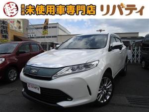 トヨタ ハリアー プレミアム 衝突軽減ブレーキ シーケンシャル