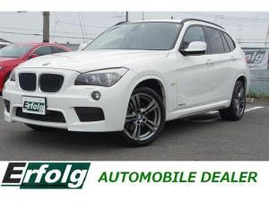BMW X1 xDrive 20i Mスポーツパッケージ アルミ オートライト ETC ナビ