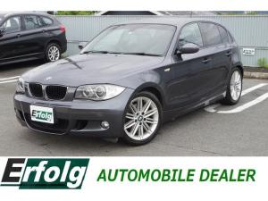 BMW 1シリーズ 120i Mスポーツパッケージ ナビ TV バックカメラ ETC オートライト 電動シート 17インチ純正アルミ