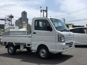 スズキ キャリイトラック KCエアコン・パワステ 4WD 5MT セーフティサポート