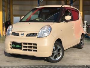 日産 モコ E Wエアバック スマートKEY ETC車載器