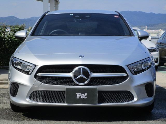 新車保証継承 ディーラー納車点検 全国納車可能 走行6100km AMG18インチアルミホイール