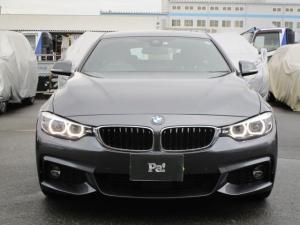 BMW 4シリーズ 420iグランクーペ Mスピリット ディーラー使用車 純正ナビ バックカメラ ETC LEDヘッドライト アダプティブクルーズコントロール メモリー機能付きパワーシート アルカンターラシート