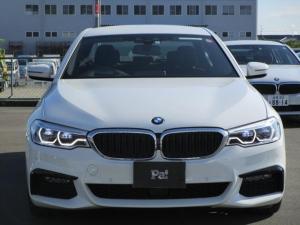 BMW 5シリーズ 523i Mスポーツ ディーラー使用車 純正ナビ 全周囲カメラ ETC フルセグ メモリー機能付きパワーシート アダプティブクルーズコントロール ハンズフリー電動テールゲート