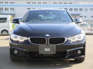 BMW 4シリーズ 420iグランクーペ Mスポーツ ディーラー使用車 純正ナビ バックカメラ ETC メモリー機能付きパワーシート クルーズコントロール Mスポーツサスペンション