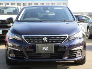 プジョー 308 アリュール ブルーHDi 登録済未使用車 クリーンディーゼル アップルカープレイ アンドロイドオート アクティブクルーズコントロール アクティブセーフティブレーキ