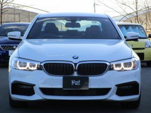 BMW 5シリーズ 523d xDrive Mスピリット ディーラー使用車 4WD ナビ バックカメラ ETC クルーズコントロール ヘッドアップディスプレイ