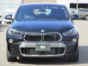 BMW X2 xDrive 18d MスポーツX ディーラー使用車 ナビ バックカメラ ETC シートヒーター 4WD ハンズフリー電動テールゲート アルカンターラMスポーツ専用シート 本革巻きステアリング LEDヘッドライト