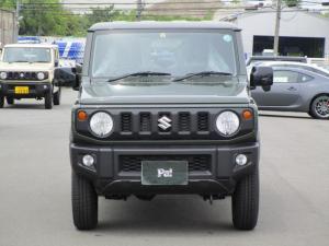 スズキ ジムニー XL 登録済未使用車 走行50km 5速MT車