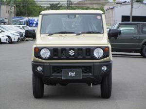 スズキ ジムニー XL スズキセーフティサポート装着車 4WD 登録済未使用車 走行40km 5速MT車