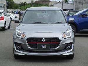 スズキ スイフト RS ディーラー使用車 クルーズコントロール 予防安全技術が充実になったスモールチェンジ後モデル