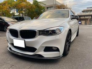 BMW 3シリーズ 320iグランツーリスモ Mスポーツ サンルーフ レザーシート 純正ナビTV