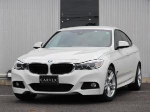 BMW 3シリーズ 320iグランツーリスモ Mスポーツ 9月はBMWセール月間!期間限定価格にてご案内さしあげております インテリジェントセーフティ(衝突被害軽減ブレーキ) クルーズコントロール パワーテールゲート パドルシフト バックカメラ