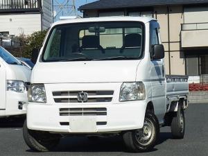 ホンダ アクティトラック SDX エアコン パワステ
