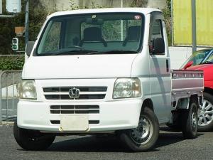 ホンダ アクティトラック SDX 4WD エアコン パワステ タイミングベルト交換済