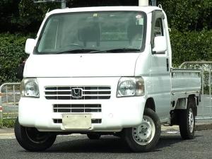 ホンダ アクティトラック タウン 4WD 5MT タイミングベルト交換済